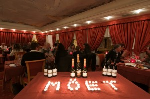 Hotel Isolabella - ristorante - Sala Rossa