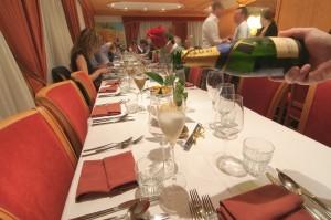 Hotel Isolabella - ristorante - Sala Giardino