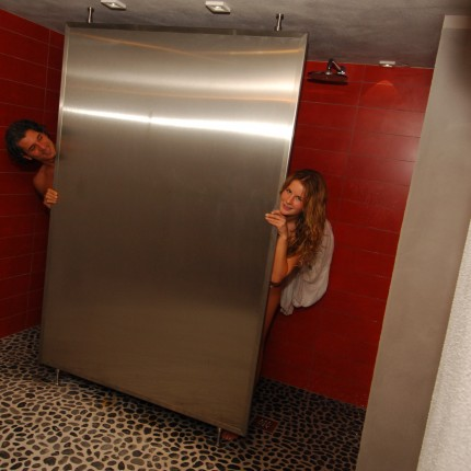 Hotel Isolabella - docce emozionali
