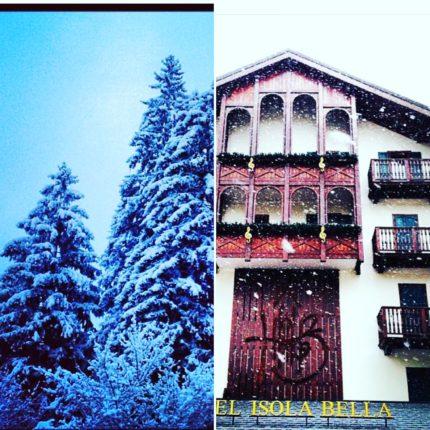 Hotel Isolabella - Primiero - inverno