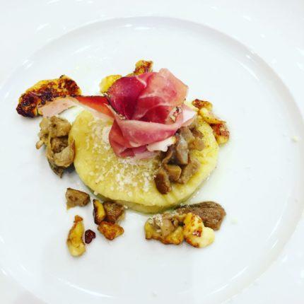 Hotel Isolabella - ristorante - primo piatto