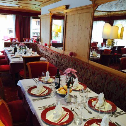 Hotel Isolabella - sala ristorante