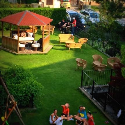 Giardino esterno - Hotel Isolabella