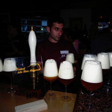 Hotel Isolabella - assaggi di birra Bionoc